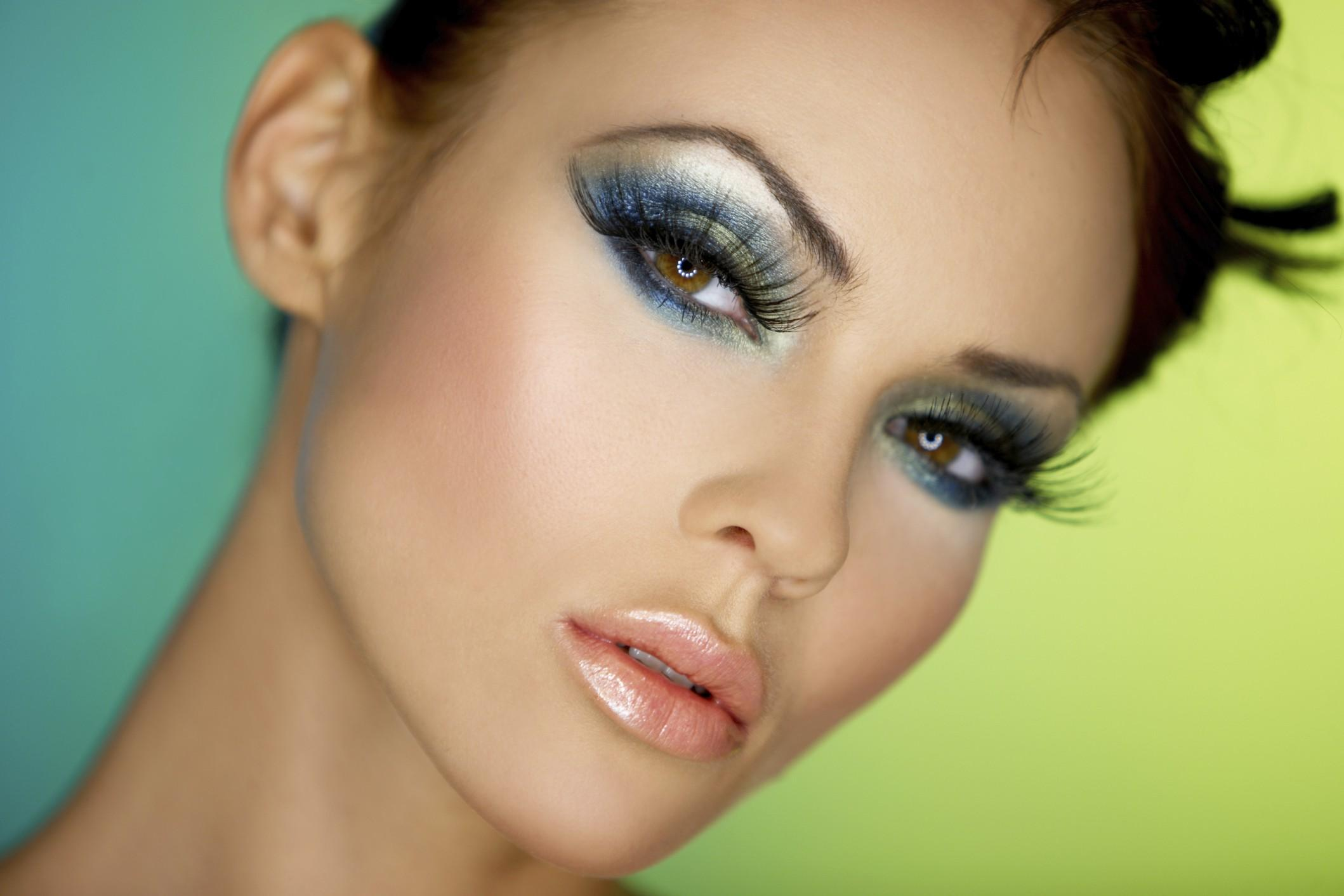 make-up fiore di loto